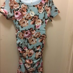 Floral dress medium